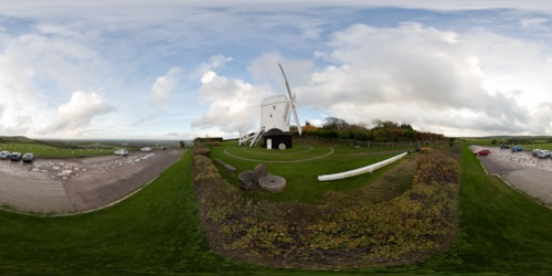 Jack & Jill Windmill, Sussex