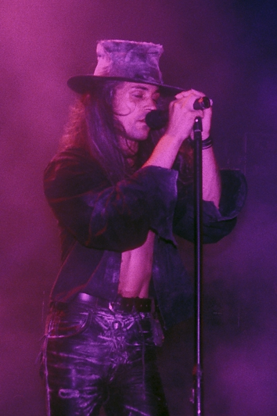 Fields of the Nephilim, Wothing, 20 July 1990